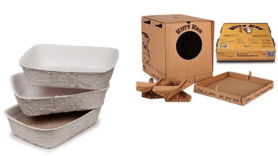 Disposable Cat Litter Boxes